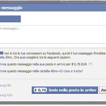 Facebook e le sue furbate